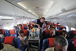 Пассажиры перестают летать из Магадана в Москву - авиамониторинг