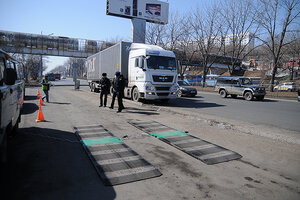 Грузоперевозчики пожаловались на администрацию Владивостока в прокуратуру