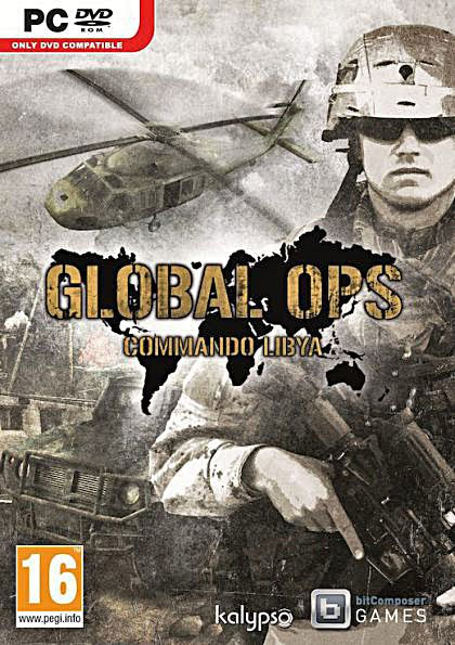 Global Ops: Commando Libya (2011/ENG/FULL/RePack)