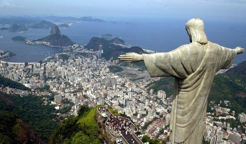 Cristo Redentor - Rio de Janerio