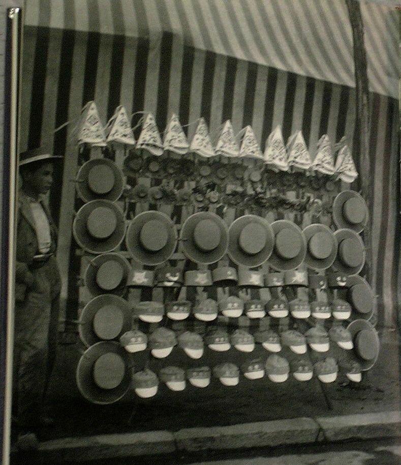1953. Севилья во время праздника