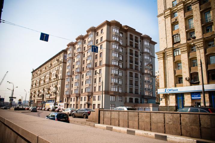 ЖК Мирный на Проспекте Мира в Москве достроят с уменьшением площади.