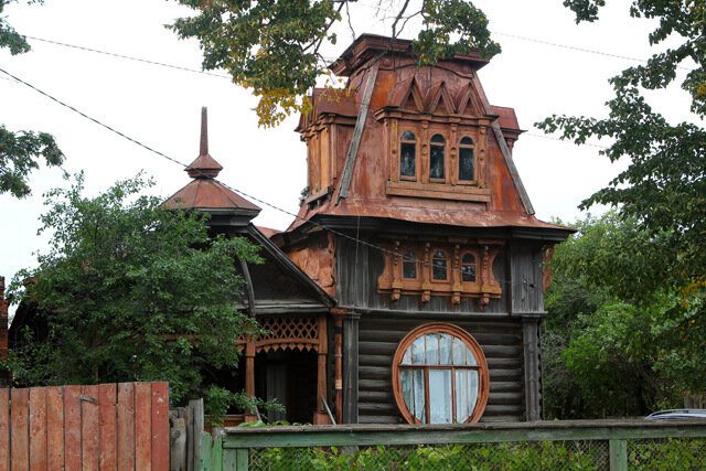 Картинки по запросу Кимры - город хоббитов? И где старые дома!?