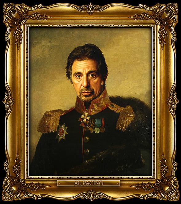 Как актеры из Голливуда превратились в русских генералов