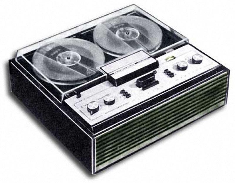 Катушечные магнитофоны или
