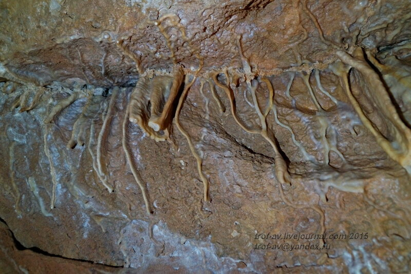 Пещера Ялтинская, гора Ай-Петри, Крым