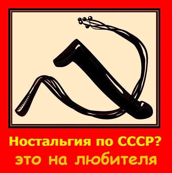 Изнасилованные СССР