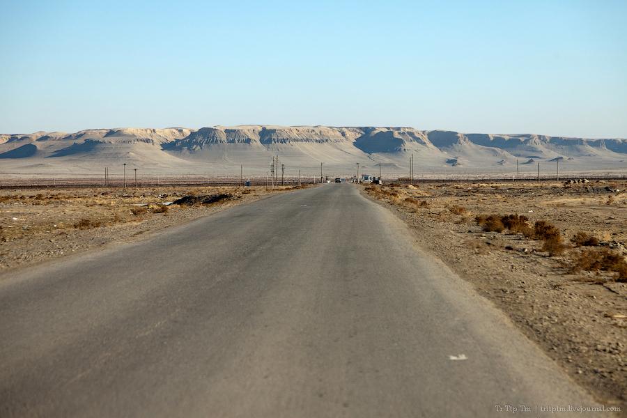 8. Пустыни юго-западного Казахстана.
