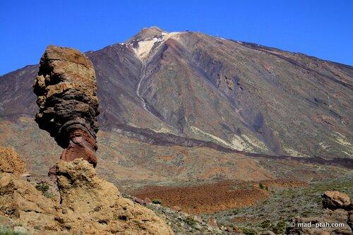 тенерифе, канарские острова, тейде, вулкан