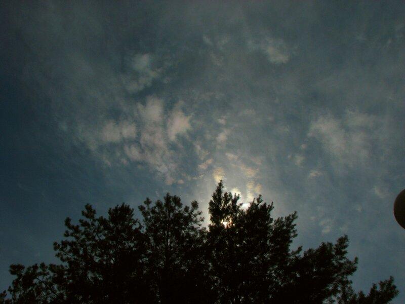Радужные облака 2011.05.15 14:43