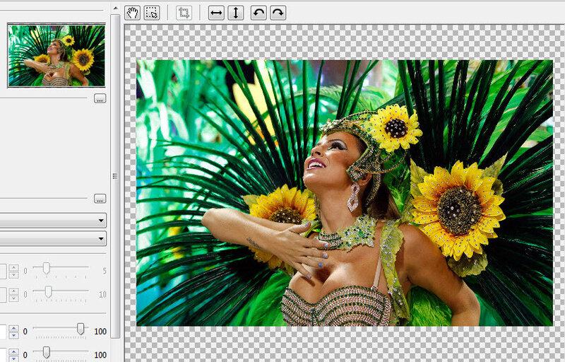 Программа для увеличения фото без потери качества (PhotoZoom Pro 3.0.6)