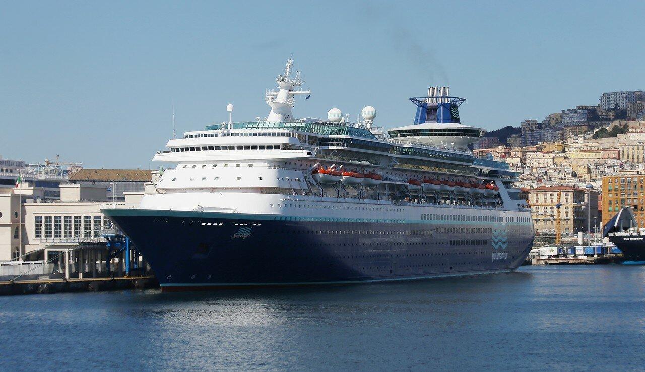Неаполь. Морской порт (Porto di Napoli)