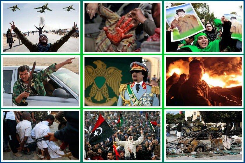 La guerra civil en Libia