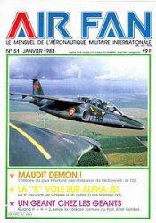 Журнал AirFan 1983-01