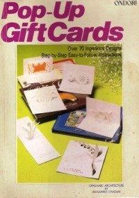 Pop-up Gift Cards. Киригами