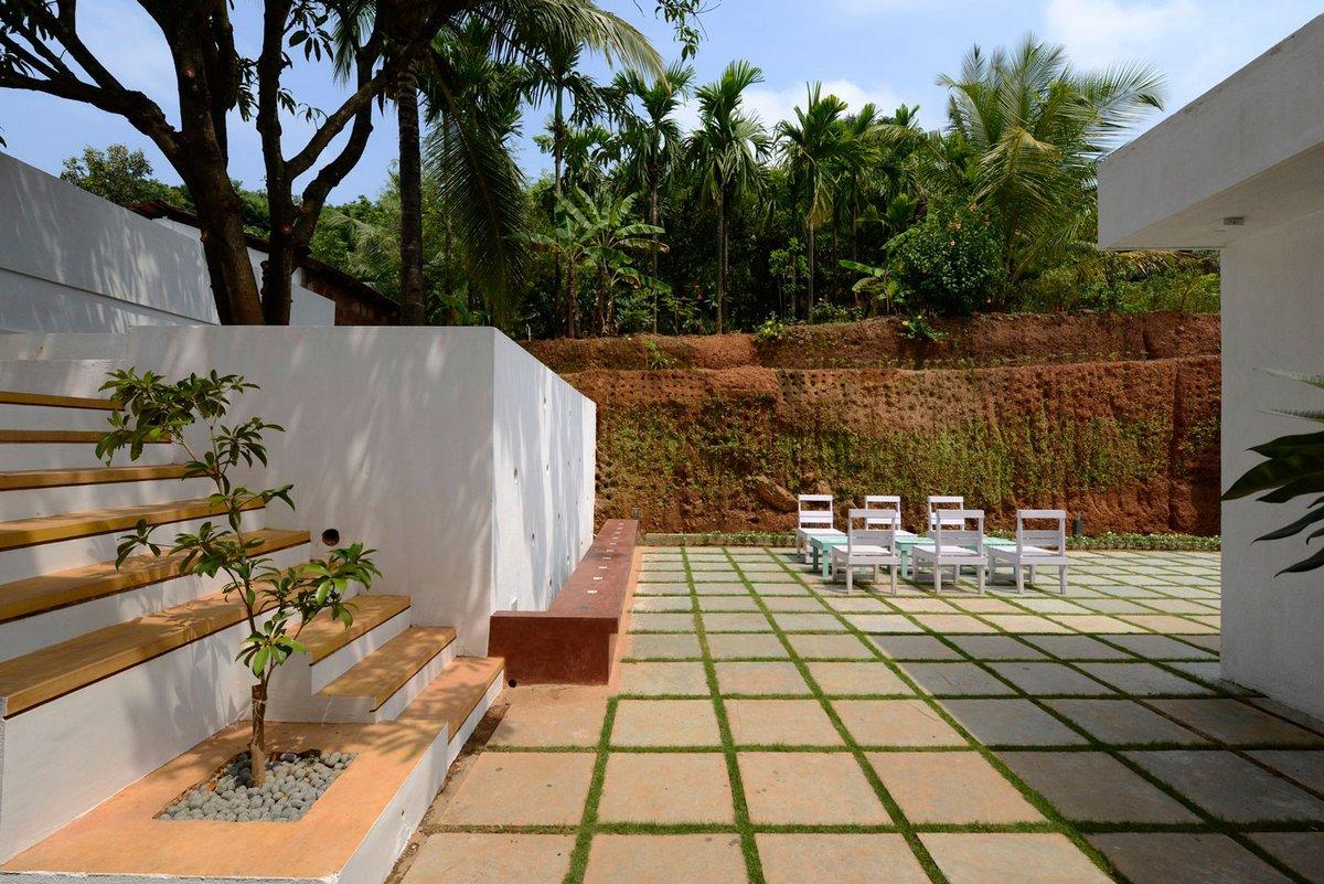 Дом на Гоа от Ankit Prabhudessai