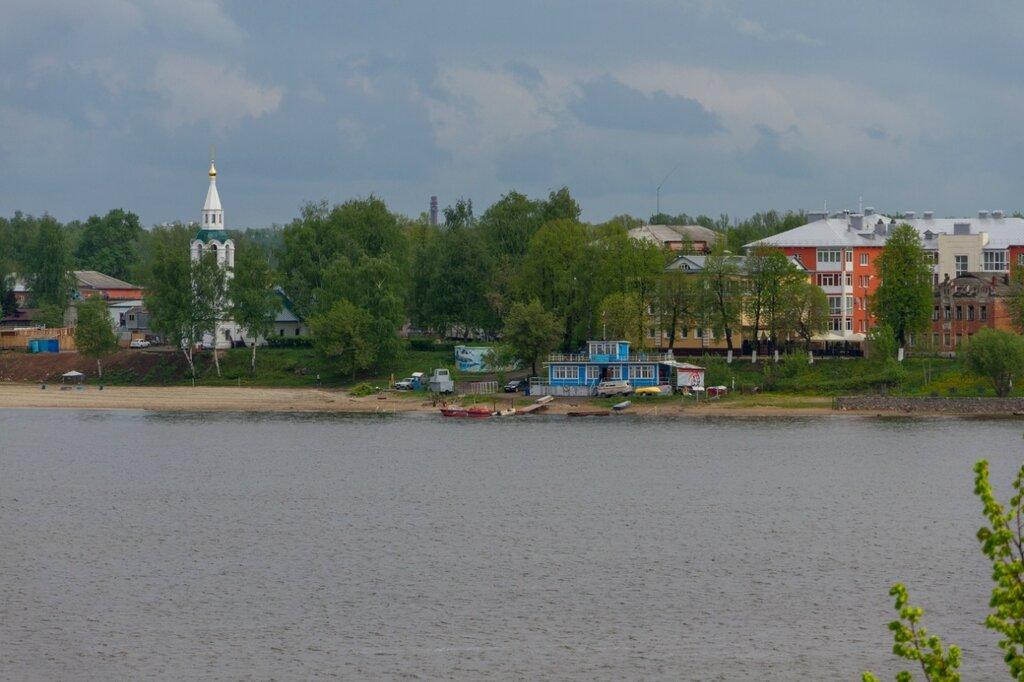 Храм Зосимы и Савватия в Тверицах, Ярославль