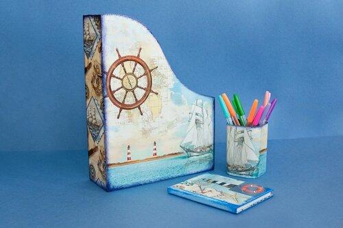 Подарки для мужчин морская тематика