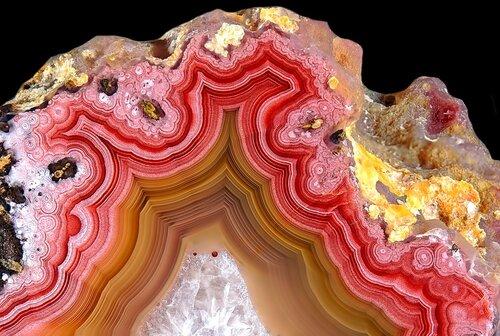 Соль земли! Потрясающей красоты минералы