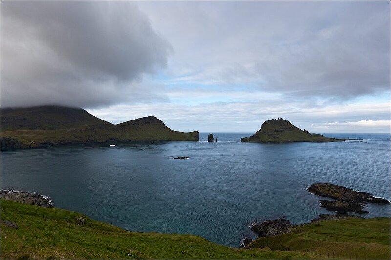 Красота Фарерских островов