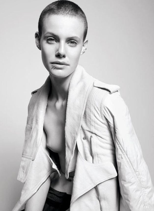 модель Эрен Дорси / Ehren Dorsey, фотограф Amy Troost