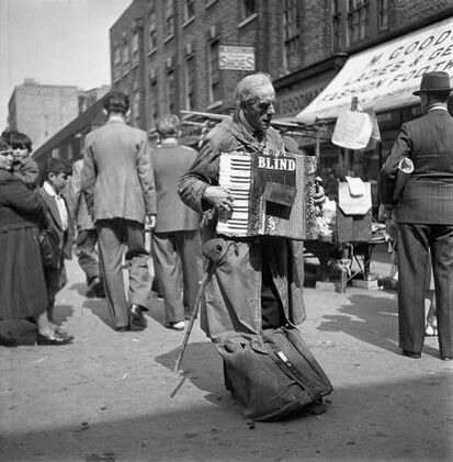 Walter Joseph - London Street Photography 1940s