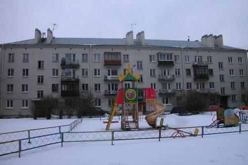 ул. Пограничника Гарькавого 8к1