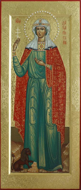 Дарья Римская мученица