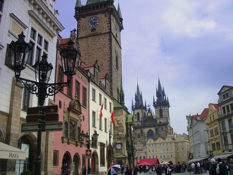 Прекрасная Прага!
