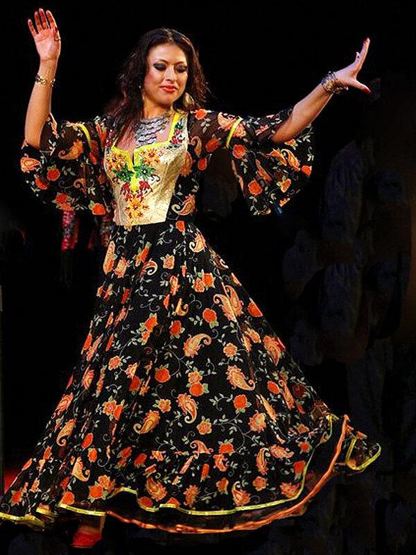 Цыганский танец картинки и анимация, фото