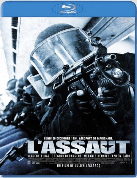 Нападение / Штурм / The Assault / L'assaut (2010/HDRip/1400Mb/700Mb)