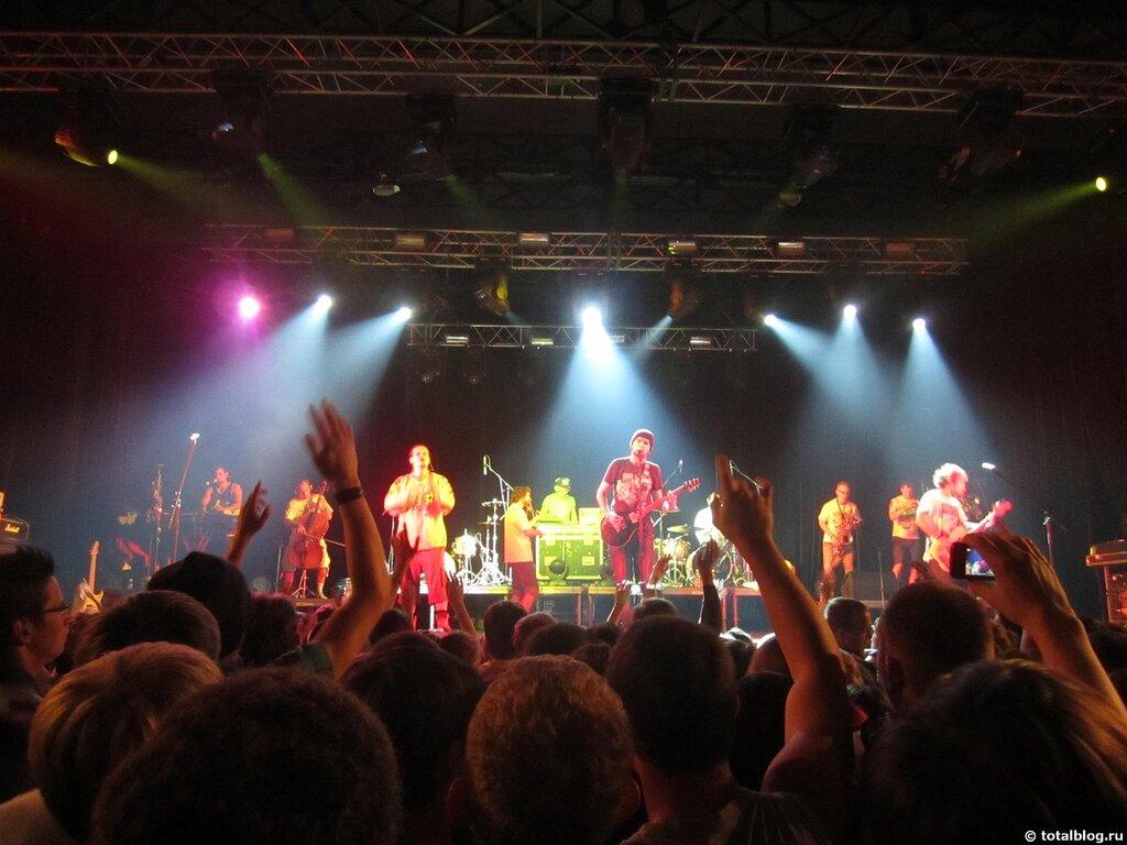 Noize MC в Arena Moscow 18 сентября 2011
