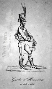 легион чести 1813-1814