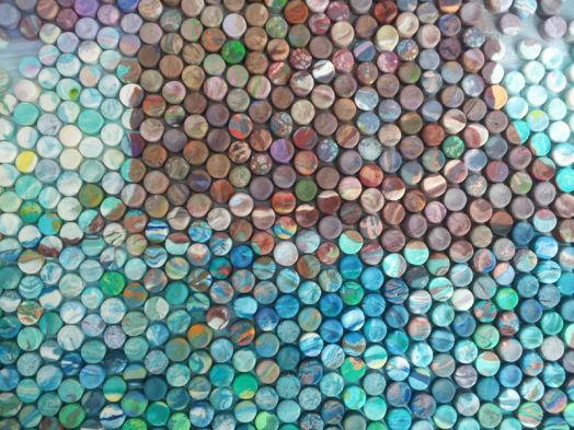 Американская художница делает мозаику из пластилина 0 11e9d1 178d324c orig