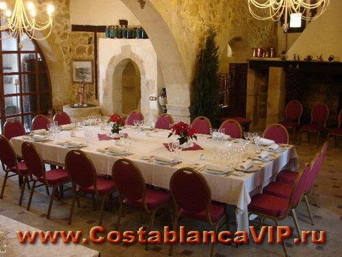 отель в Аликанте, отель замок, замок в Аликанте, отель в Alicante, отель в Испании, бизнес в Испании, бизнес недвижимость в Испании, купить отель, Коста Бланка, CostablancaVIP
