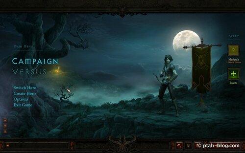 охотник на демонов, диабло 3, demon hunter, diablo 3