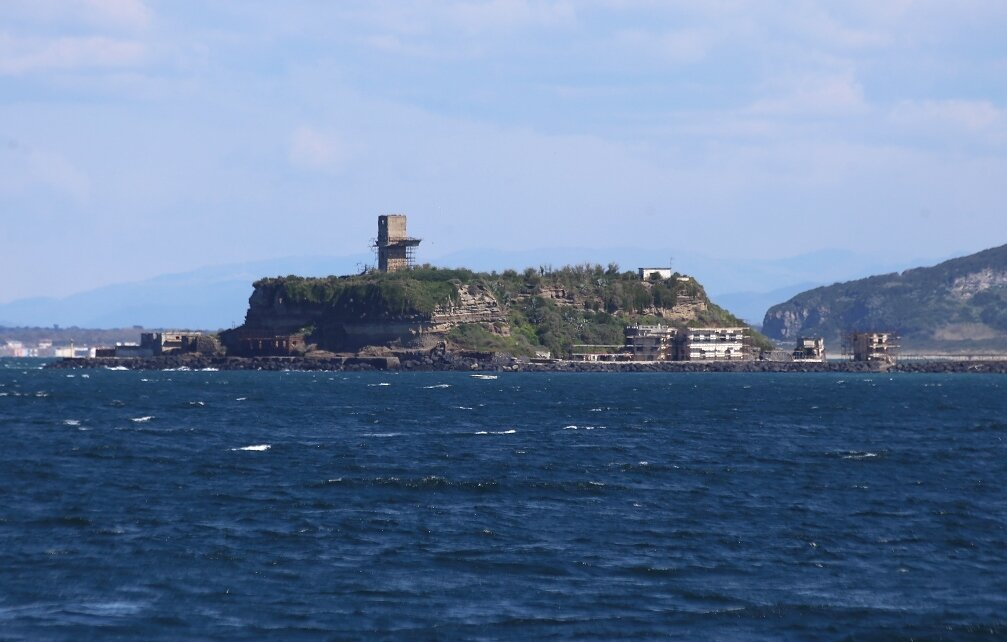 Phlegraean archipelago. Vivara island