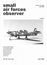 Small Air Forces Observer 086