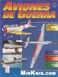 Книга Aviones de Guerra 21