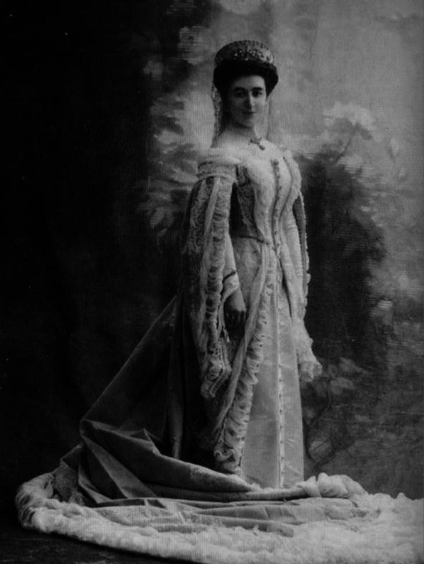 Вера Владимировна Комстадиус