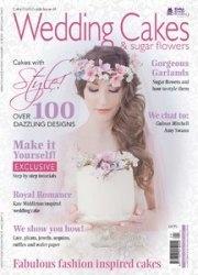 Журнал Cake Craft Guide Issue 24 - Wedding Cakes & Sugar Flowers