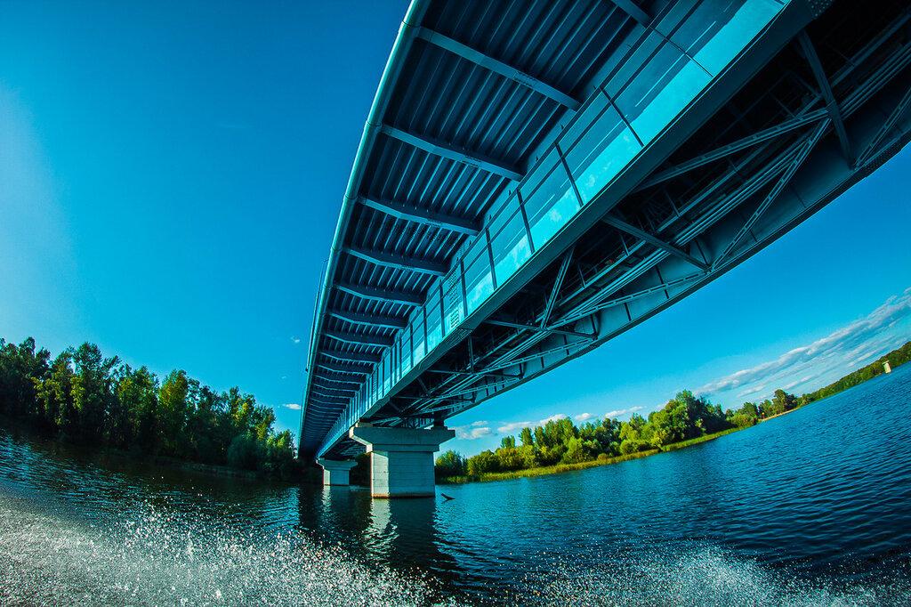 Мост через Большой Черемшан