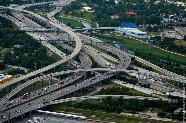 Как справляются с проблемой дорог в разных странах