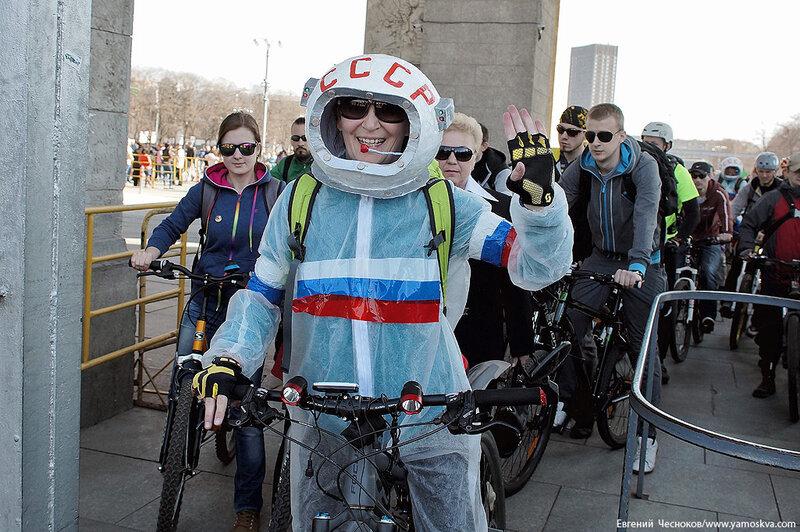 Весна. ВДНХ. День космонавтики. 12.04.15.13..jpg