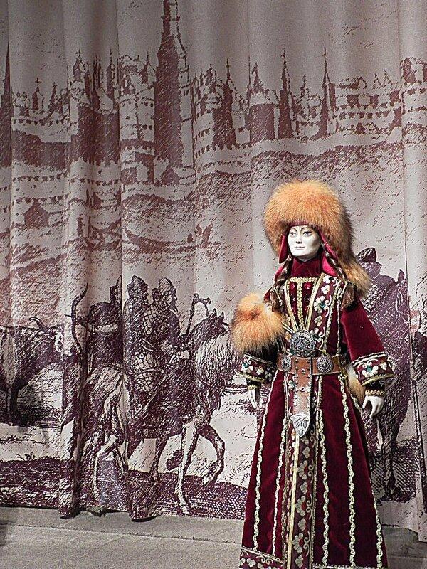 Юный Чингис- хан (конец 12 - начало 13 века).