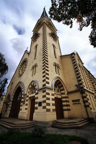Евангелическо-Лютеранский собор святых Петра и Павла
