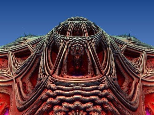 Создание фракталов в программе Mandelbulb 3D