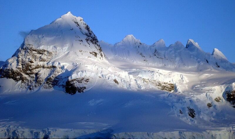 cнежные вершины