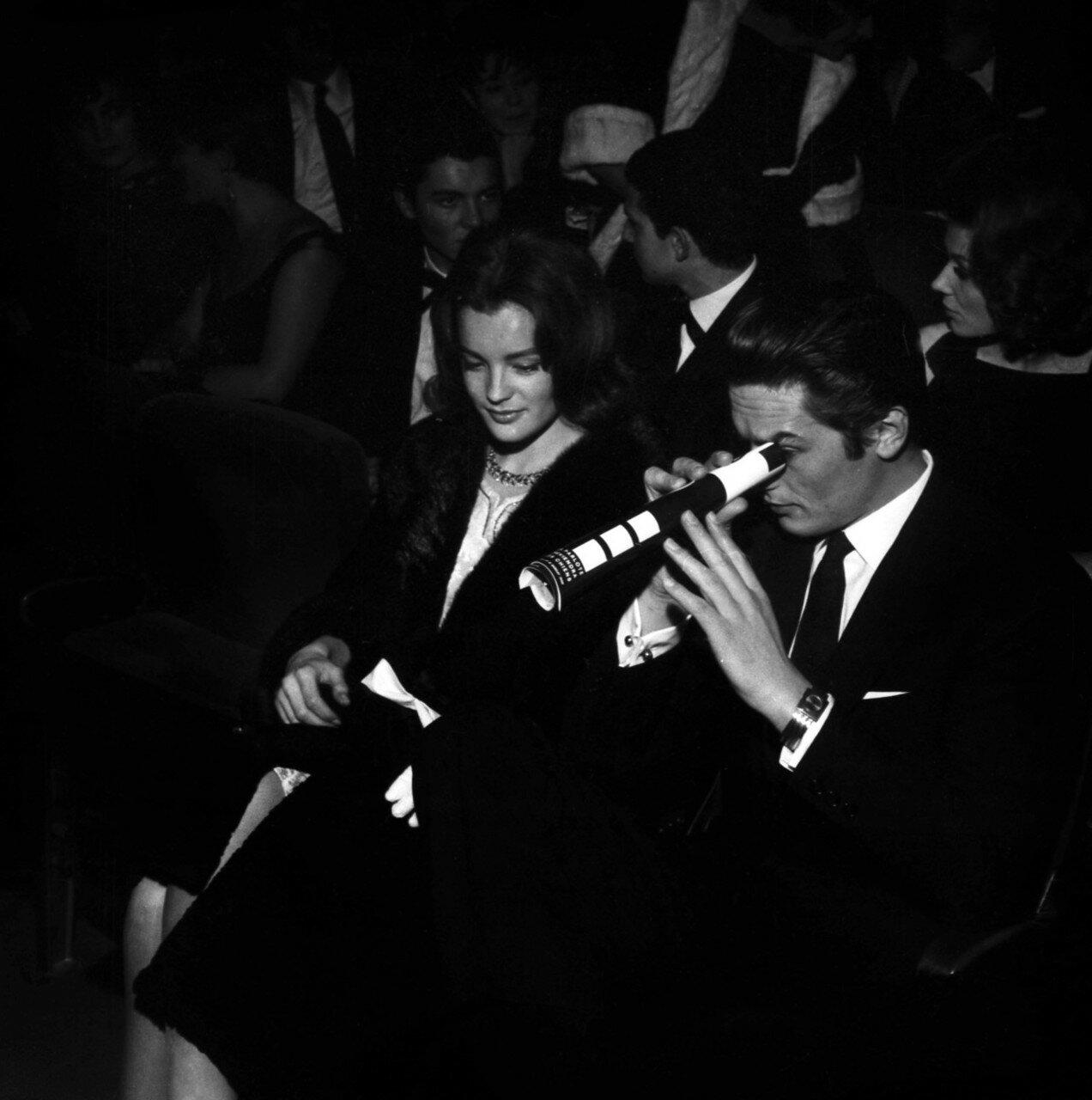 1963. С Роми