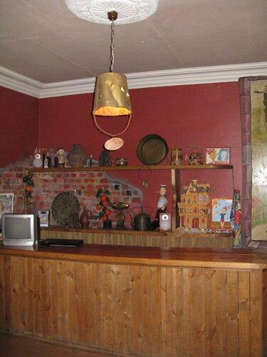 Сказочный бар в музее